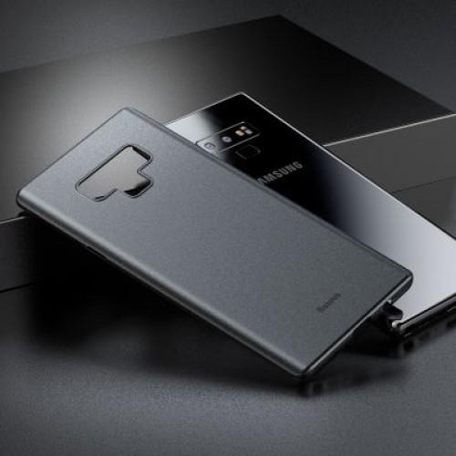 Samsung Galaxy Note 9 Baseus Wing Case Kılıf  Siyah